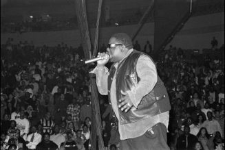The Notorious B.I.G Got Inducted Into The Rock & Roll Hall of Fame