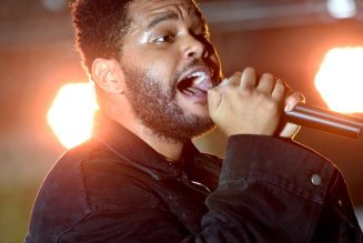 The Weeknd to Headline 2021 Super Bowl Halftime Show