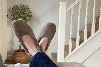 These Slippers Feel So Fancy That You'll Never Want to Wear Shoes Again