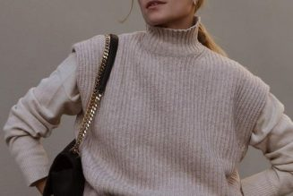 This Unlikely Knitwear Trend Has Become a Winter Staple