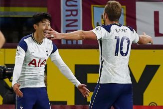 Tottenham duo proving to be one of the best in Europe