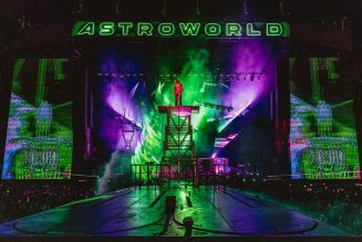 Travis Scott Puts Astroworld on Hold For This Year, Planning 2021 Return