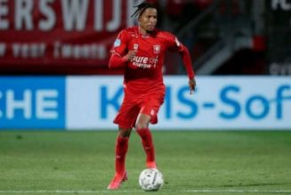 Tyronne Ebuehi helps Twente claim away win at ADO Den Haag