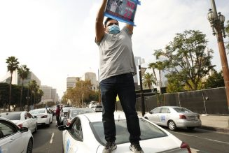 Uber, Lyft drivers aren't employees after all, California voters say