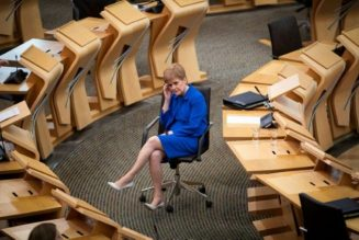 UK premier under fire over Scottish parliament criticism