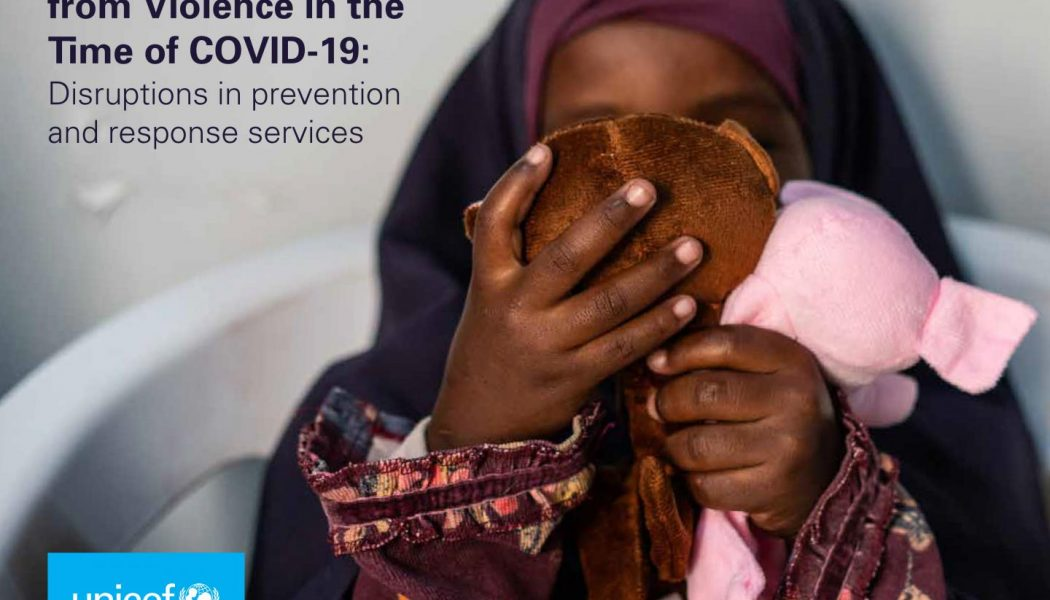 UNICEF concerned for children's safety as coronavirus pandemic lingers