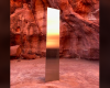 Utah's 2001-Like Monolith Mysteriously Disappears