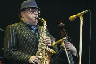 Van Morrison and Eric Clapton Tease New Anti-Lockdown Song 'Stand and Deliver'