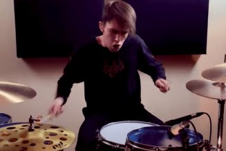 """Watch This Drummer Shred a Live Cover of Illenium, Tom DeLonge, and Angels & Airwaves' """"Paper Thin"""""""