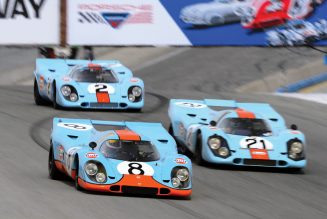 What Is Gulf Livery? The History of Racing's Iconic Color Scheme