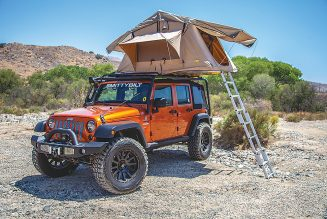What Is Overlanding? Off-Road In-Vehicle Camping Explained