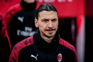 Zlatan Ibrahimovic out of action for two weeks