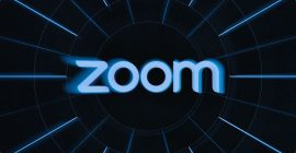 Zoom once again quadrupled its revenue year over year