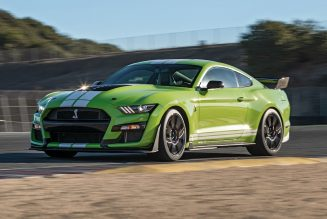 2020 Ford Mustang Shelby GT500 Pros and Cons Review: Lunch Money Stealer