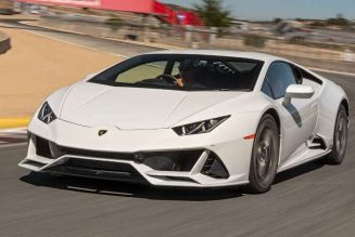 2020 Lamborghini Huracán Evo Pros and Cons Review: More With Less