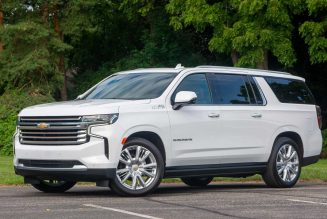 2021 Chevrolet Suburban Diesel First Test: The Most Efficient Full-Size SUV