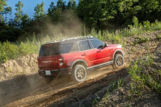 2021 Ford Bronco Sport Interior Review: Big and Substantial