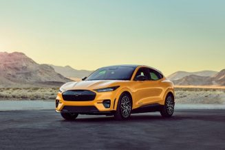 2021 Ford Mustang Mach-E GT Performance Edition: A Kick in the Horse