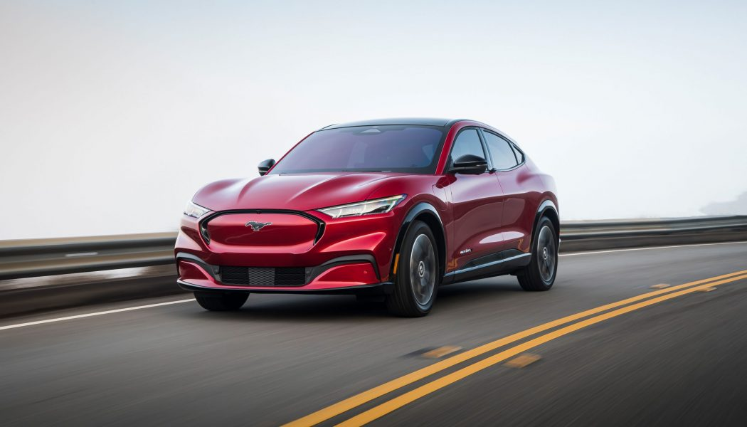 2021 Ford Mustang Mach-E: Is the EV SUV Comfortable for Tall Folks?