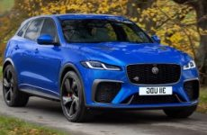 """2021 Jaguar F-Pace SVR First Look: More Go With Less """"Oh, No!"""""""