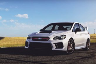 2021 Subaru WRX and WRX STI Priced; Replacement Expected for 2022