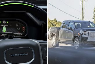 2022 GMC Sierra 1500's Super Cruise Offers Hands-Free(!) Towing