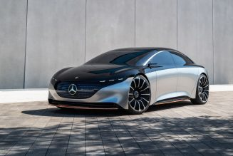 2022 Mercedes-Benz EQS: What We Know About the EV Flagship