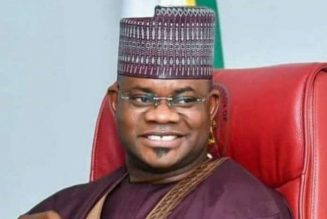 2023: Kogi lawmakers endorse Yahaya Bello for the presidency