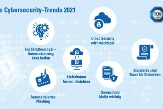 3 Cybersecurity Trends for 2021