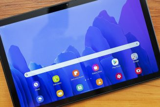 A cheap tablet is a great entertainment device