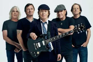 AC/DC Hold Off Shawn Mendes For Australia's Chart Crown