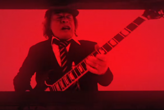 AC/DC Travel Down the Dark Path in 'Demon Fire' Video