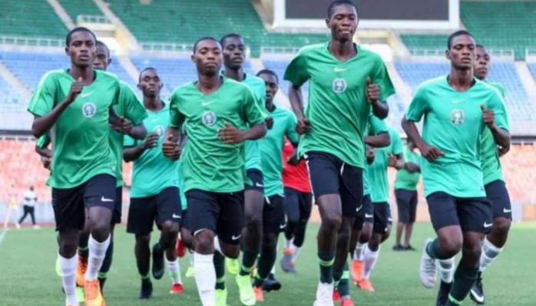AFCON: Golden Eaglets fail MRI test three weeks to kick-off