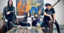 ALEXI LAIHO's BODOM AFTER MIDNIGHT Signs With NAPALM RECORDS