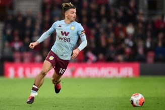 Aston Villa stave off potential suitors for Jack Grealish with £100 million price tag