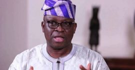 Ayo Fayose: President Buhari must account for $1 billion taken from excess crude account
