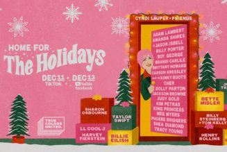 Billie Eilish, Cher, Phoebe Bridgers and More to Play Cyndi Lauper's Home for the Holidays Benefit