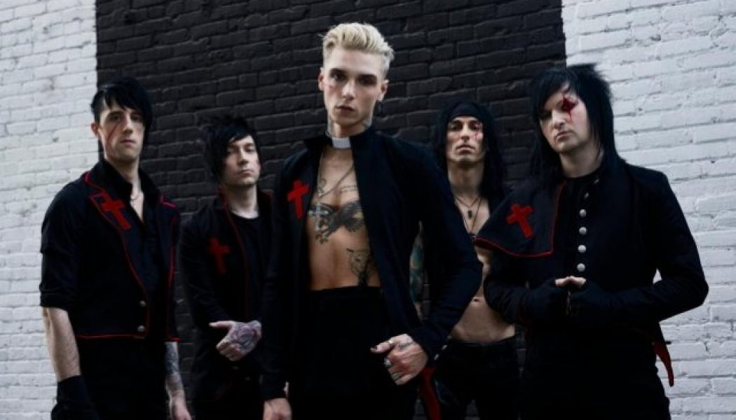 BLACK VEIL BRIDES Announce 'Alive And Burning 2' Global Streaming Event