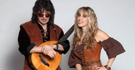 BLACKMORE'S NIGHT Releases Lyric Video For 'O Little Town Of Bethlehem'