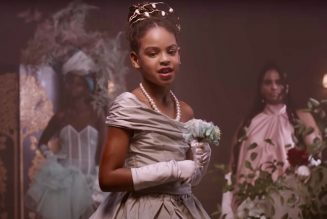 Blue Ivy Carter Retroactively Nominated for Grammy