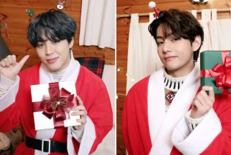 """BTS' Jimin, V Gift ARMY with New Songs """"Christmas Love"""" and """"Snow Flower"""": Stream"""