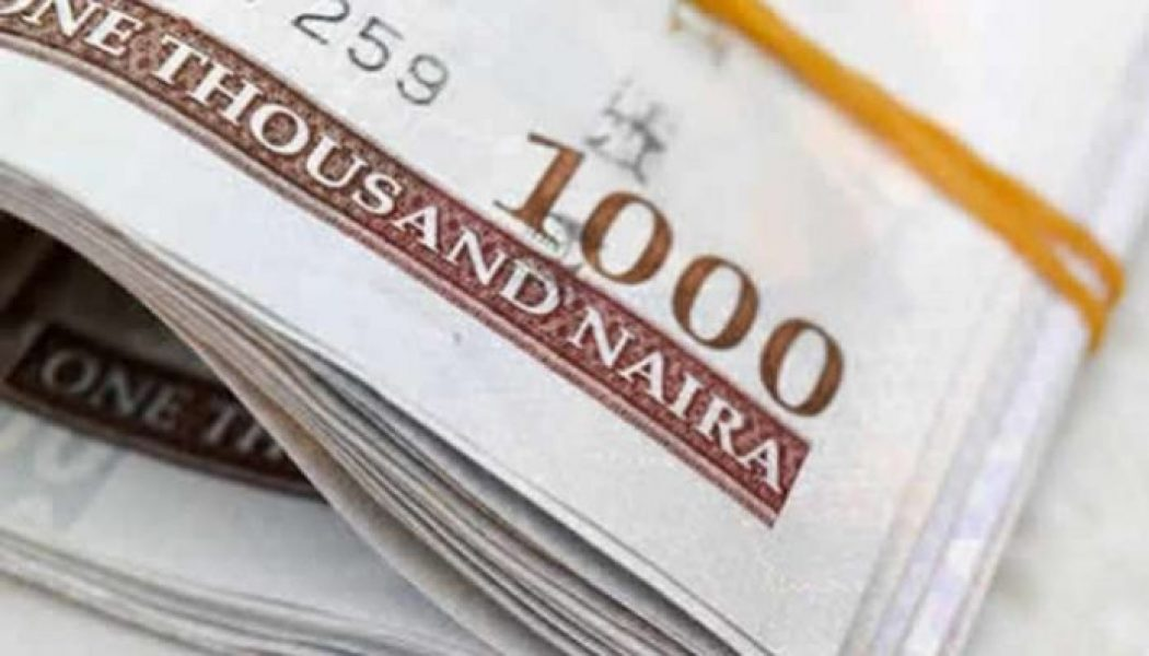 CBN: Naira to fall further in January