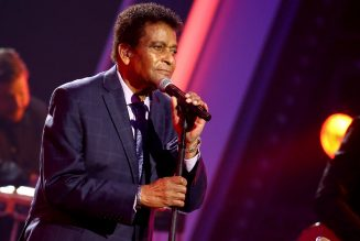 Charley Pride Was a Force For Change at Award Shows For More Than 50 Years