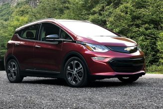 Chevy Bolt batteries were catching fire, and now there's a class action lawsuit