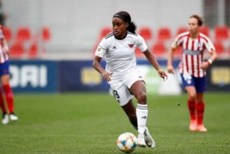 Chioma Ubogagu scores first goal of the season for Real Madrid