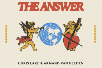 """Chris Lake and Armand Van Helden Team Up for """"The Answer"""" EP"""
