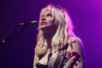 Courtney Love 'Touched' by Miley Cyrus' Cover of Hole's 'Doll Parts'