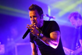Creed's Scott Stapp to Portray Frank Sinatra in New Movie About Ronald Reagan
