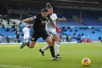 'Cultured player': Leon Osman drools over Leeds man who was 'absolutely fantastic' vs Burnley