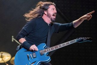 Dave Grohl Hails Passing of $15 Billion Save Our Stages Act